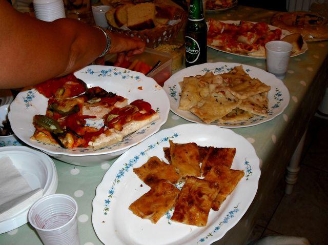 La pizza di Paola